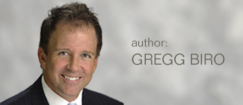 Author Gregg Biro