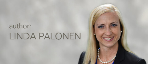 Author Linda Palonen